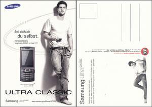 Ballack, 2009, Samsung 'Ultra Classic', Edgar-Karte
