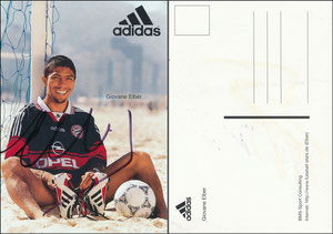 Elber, 1998, Adidas