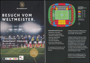 DFB, 2018, 'Nations League', 'Deutschland - Frankreich', Hummels u.a