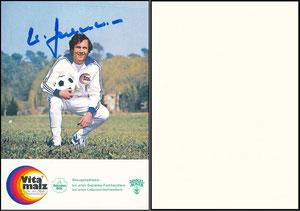 Beckenbauer, 1974, Vitamalz 'Schwabenbräu Dinkelacker'