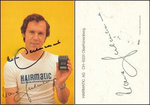 Beckenbauer, 1974, Hairmatic