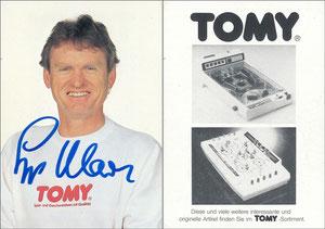 Maier, 1980, Tomy Tischflipper, ohne Druck-AG