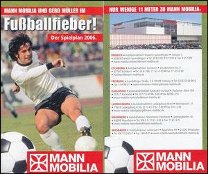 Müller, Gerd, 2006, Mann Mobilia, Spielplan WM 2006