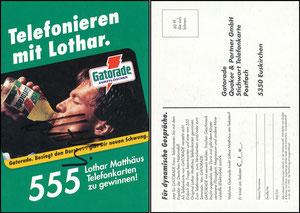 Matthäus, 1992, Gatorade
