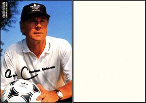 Beckenbauer, 2002, Adidas Sports Watch, langes Emblem, Rückseite WEISS