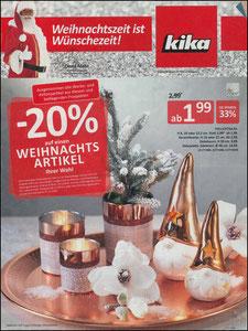 Alaba, 2016, Kika, Flyer, 12'2016 'Weihnachten', A4