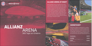 Allianz Arena, 2019, Faltflyer