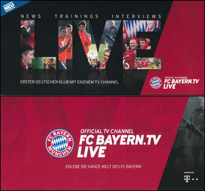 Bayern München, Bayern-TV, 2016, Ancelotti