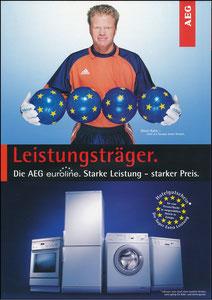 Kahn, 2001. AEG 'euroline', A4