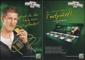 Schweinsteiger, 2011, FunnyFrisch 'Chips-Wahl 2011'