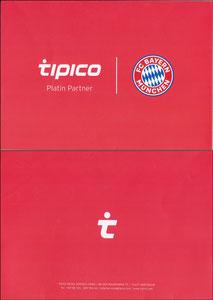 Tipico, 2019, Klappfolder