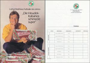 Matthäus, 1990, Houdek, A4