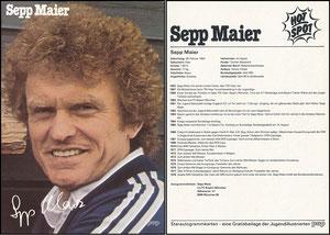 Maier, 1978, Jugendzeitschrift 'pop'