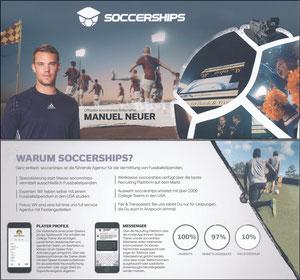 Neuer, 2019, Soccerchips, Klappfolder