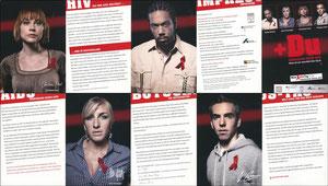 Lahm, 2008, Welt-Aids-Tag 2007, Leporello