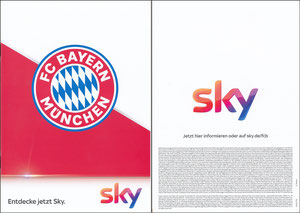 Sky, 2019, Booklet, 10'2019