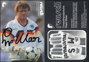 Maier, 1990, Reusch, DFB