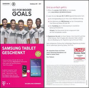 DFB, 2018, Samsung 'Tablet'
