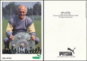 Lattek, 1985, Puma