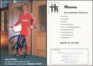 Pflügler, 1987, Theuma-Türen