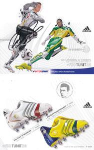 Podolski, 2006, Adidas F50 TunIt, Silhouettenkarte