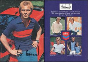 Hoeneß, 1974, Kapart, Motiv 1