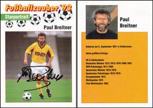 Breitner, 1993, Fußballzauber '93