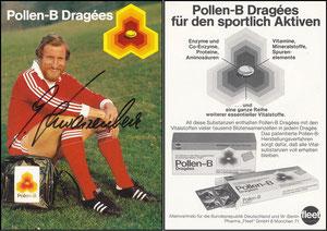 Schwarzenbeck, 1977, Pollen-B Dragees