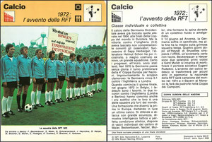 '1972 - West-Deutschland', Italien, 1978, 833-21, Dank an SF Hermann