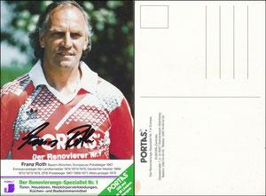 Roth, 1990er, Portas