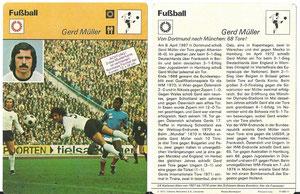 'Müller', Deutschland, 'Musterkarte' 10x13,5, Bildquelle google