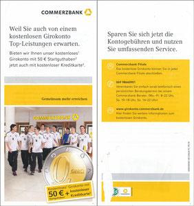 DFB, 2012, Commerzbank