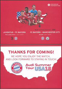 Audi-Summer-Tour 2018, USA, Fan-Einladung