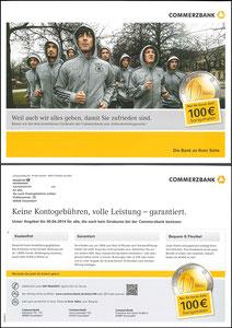 DFB, 2014, Commerzbank, A4, Dank an SF Robert