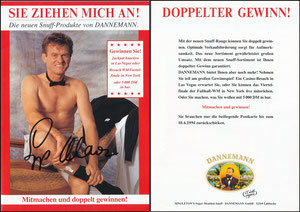 Maier, 1994, Dannemann, Faltflyer A5