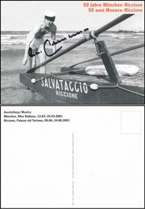 Beckenbauer, 2001, 50 Jahre München - Riccione