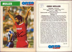 Müller, Gerd, 1991, Onze Mondial