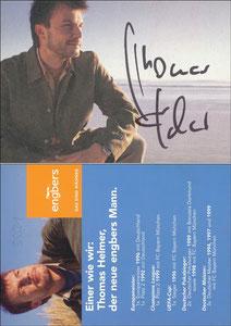 Helmer, 2004, Engbers, Motiv 1 (vorne matt, hinten glänzend)
