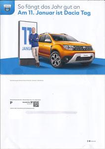 Scholl, 2020, Dacia, 'Dacia-Tag, Jan. 2020', A5