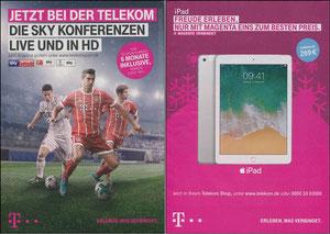Telekom, 2017, 11'2017, Booklet A4
