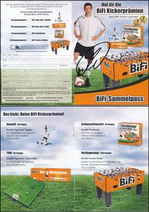 Müller, Thomas, 2011, Bifi Sammelpass