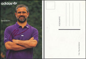 Müller, Gerd, 2000er, Adidas