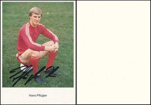 Pflügler, 1982, Spielerkarte 1