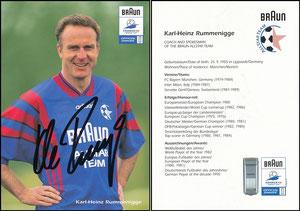Rummenigge, 1998, Braun