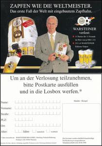 Beckenbauer, 1998, Warsteiner