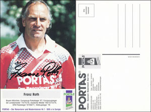 Roth, 1996, Portas
