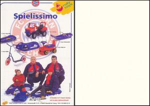 Gemeinschaftskarte, 2000, Scholl-Strunz, Rolly Toys