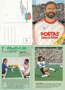 Müller, Gerd, 1988, Fußball-Liga, Danke an SF Norbert