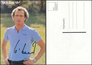 Hoeneß, 1980, Adidas
