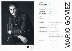 Gomez, 2009, Boss, mit Druck-AG